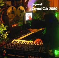 Legowelt - Crystal Cult 2080 artwork