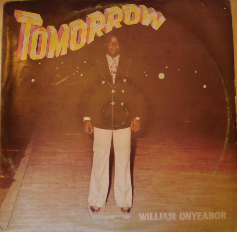 william onyeabor - tomorrow (front)