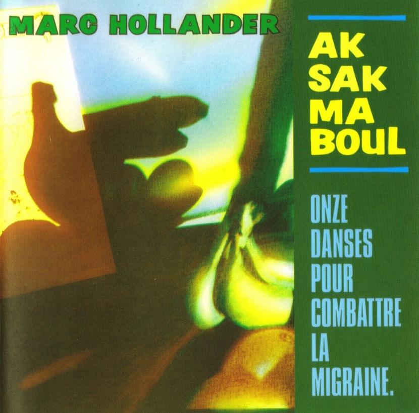 Aksak Maboul - Onze Danses Pour Combattre La Migraine - Front